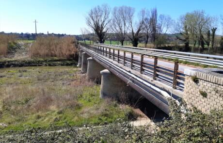 progetto Rio ponte osservazione fiume Misa controllo esondazioni